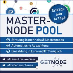 Masternode-Pools